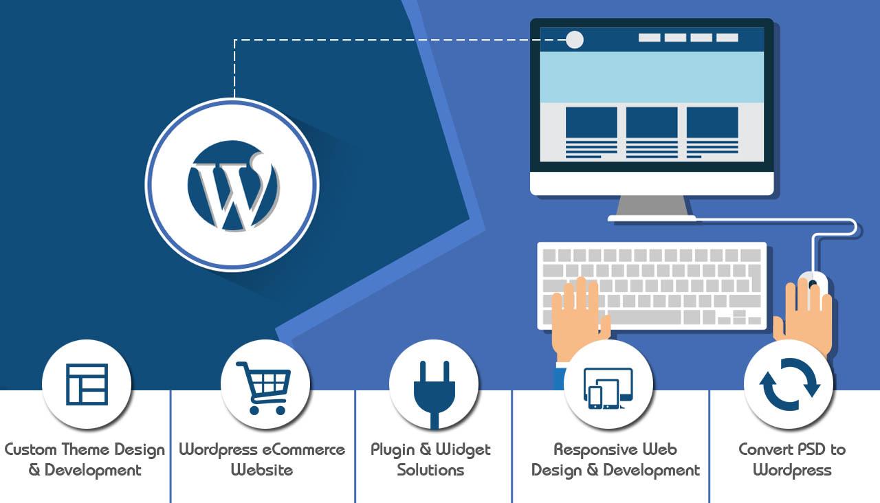 Unfolding 11 Solid Benefits Of Building Website On Wordpress Top Web Design Web Development And Digital Marketing